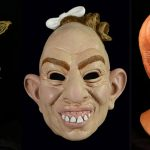 12 Scariest Halloween Masks That Will Frighten Anyone
